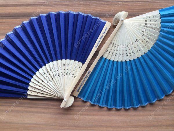 Customized-hand-fan-silk-fans-bulk-cheap-wedding-favours