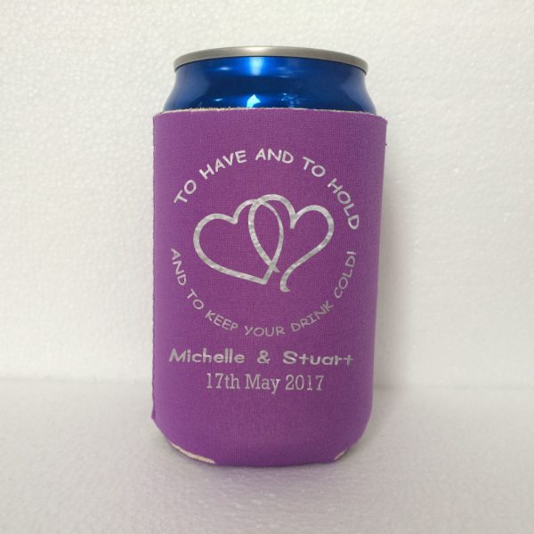 Beer-koozie-personalized-to-have-and-to-hold-and-to-keep-your-drink-cold-wedding-gifts-decoration-drinking-party-favors