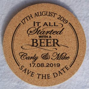 Personalised-cork-coasters-wedding-table-decoration-wedding-favours-idea-cheap-bulk