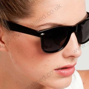 black popular favors wedding bachelorette sunglasses