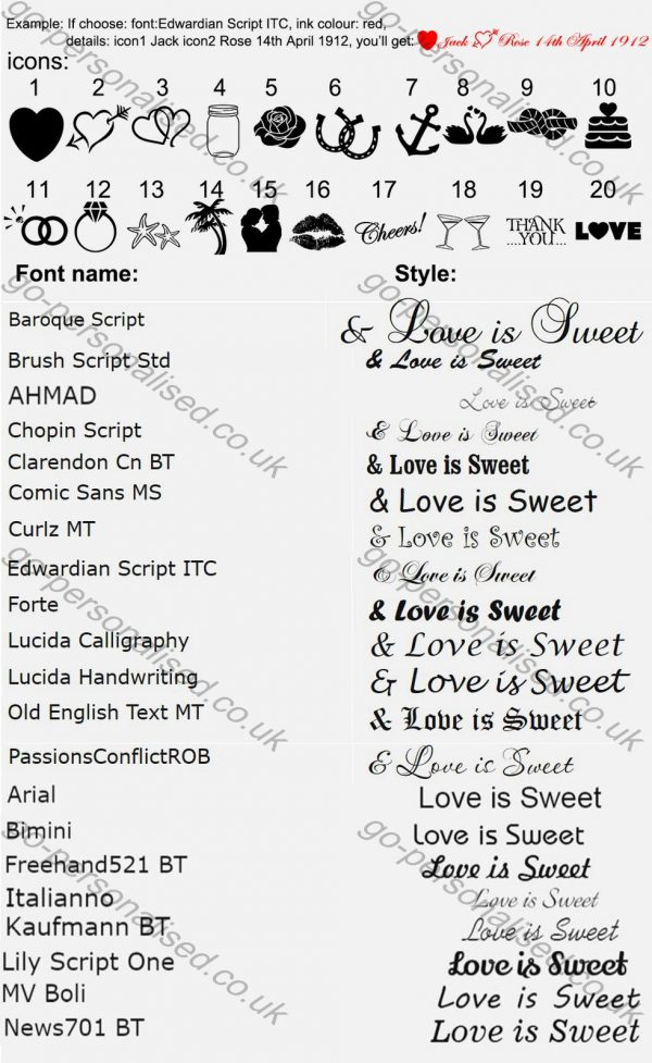 fonts-single-line