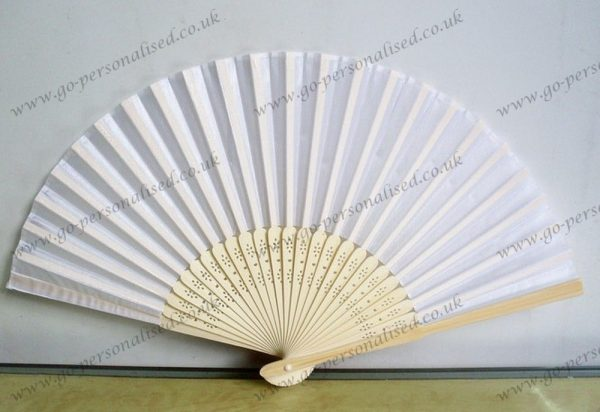 white-wedding-silk-fan-wholesale