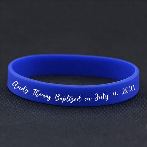 baptism-custom-silicone-wristbands
