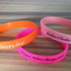 personalised wristbands printed wristbands graduation presents concert theater reunion party gifts ideas