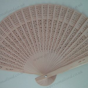 wholesale sandalwood fans party decorations print on demand
