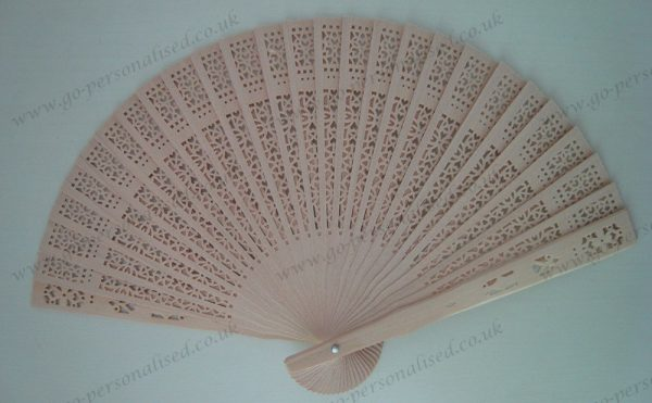 sandalwood-scent-fan-for-wedding