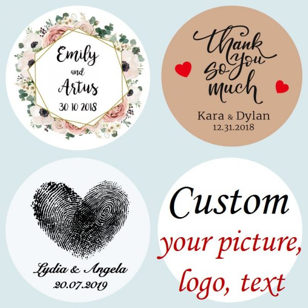 100-Pieces-3-7CM-Custom-Personalized-Wedding-Stickers-Invitations-Candy-Favors-Gift-Boxes-Labels-Birthday-Logo