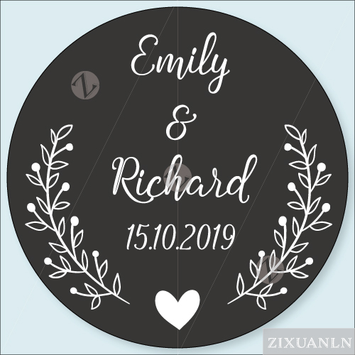 100-Pieces-Custom-Personalized-Wedding-Stickers-customised-cheap-in-bulk-bespoke-invitation-tags-trasparent-or-kraft-stickers-002