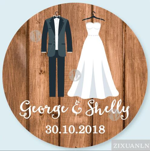 100-Pieces-Custom-Personalized-Wedding-Stickers-customised-cheap-in-bulk-bespoke-invitation-tags-trasparent-or-kraft-stickers-004