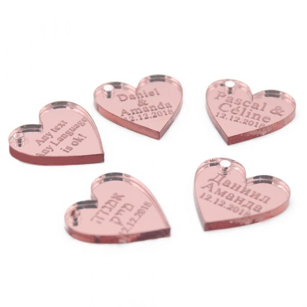 50pcs-Personalized-Engraved-Name-Card-Mirror-Clear-MR-MRS-Surname-Love-Heart-Wedding-Table-Decoration-Favors