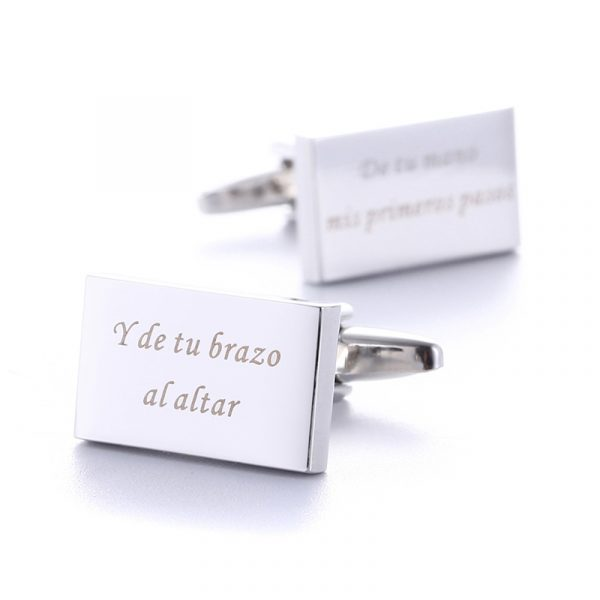 Personalized-Mens-Shirt-Cufflinks-Sliver-Square-Customized-Cufflink-Wedding-Gifts-for-Groom-Laser-Engraved-LOGO-Gemelos-2