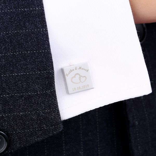 Personalized-Mens-Shirt-Cufflinks-Sliver-Square-Customized-Cufflink-Wedding-Gifts-for-Groom-Laser-Engraved-LOGO-Gemelos-4