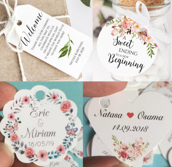 100-PCs-Customized-Personalized-Wedding-Birthday-Baby-Shower-Party-Favors-Candy-Gift-Boxes-Hang-Tags-Your-9
