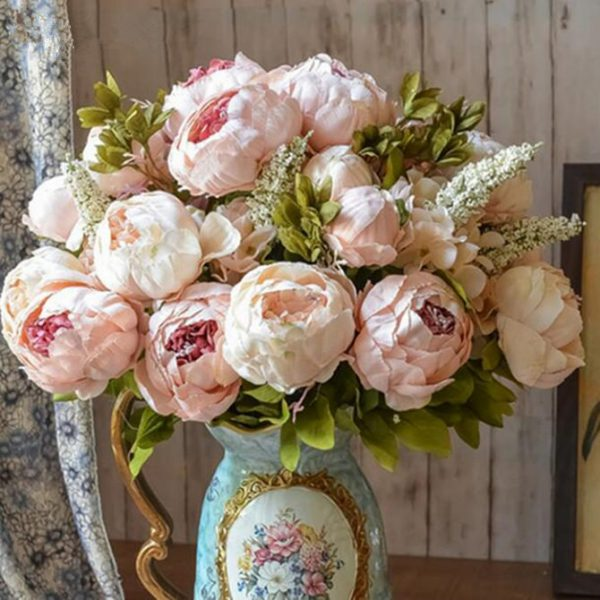 1Bunch-European-Artificial-Peony-Decorative-Party-Silk-fake-Flowers-Peonies-For-Home-Hotel-decor-DIY-Wedding