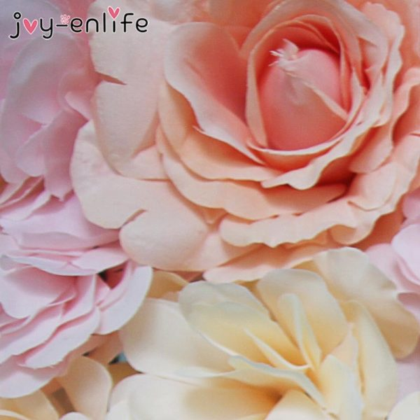 40x60cm-Silk-Rose-Flower-Champagne-Artificial-Flower-for-Wedding-Decoration-Flower-Wall-Romantic-Wedding-Backdrop-Decoration-4