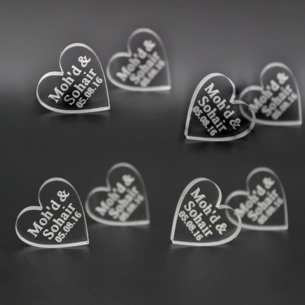 50pcs-Personalized-Engraved-Name-Card-Mirror-Clear-MR-MRS-Surname-Love-Heart-Wedding-Table-Decoration-Favors-3