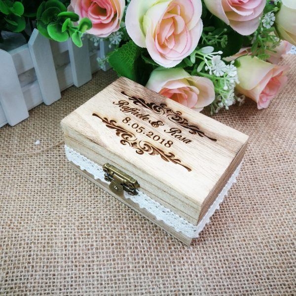 Customized-Your-Names-and-Date-Engrave-Wood-Wedding-Ring-Box-with-love-heart-Personalized-Gift-Rustic-3