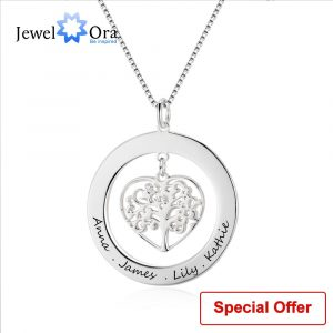 Family-Gift-Jewelry-Tree-Of-Life-Personalized-Engrave-Name-Necklace-925-Sterling-Silver-Necklaces-Pendants-JewelOra