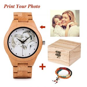 Personality-Creative-Design-Customers-Photos-UV-Printing-Customize-Wooden-Watch-Customization-Laser-Print-OEM-Great-Gift