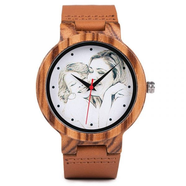 Personality-Creative-Design-Customers-Photos-UV-Printing-Customize-Wooden-Watch-Customization-Laser-Print-OEM-Great-Gift-4