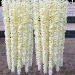 1-meter-long-Elegant-Handing-Orchid-Silk-Flower-Vine-White-Wisteria-Garland-Ornament-for-Festival-Wedding