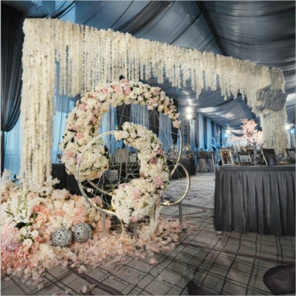 1-meter-long-Elegant-Handing-Orchid-Silk-Flower-Vine-White-Wisteria-Garland-Ornament-for-Festival-Wedding-3