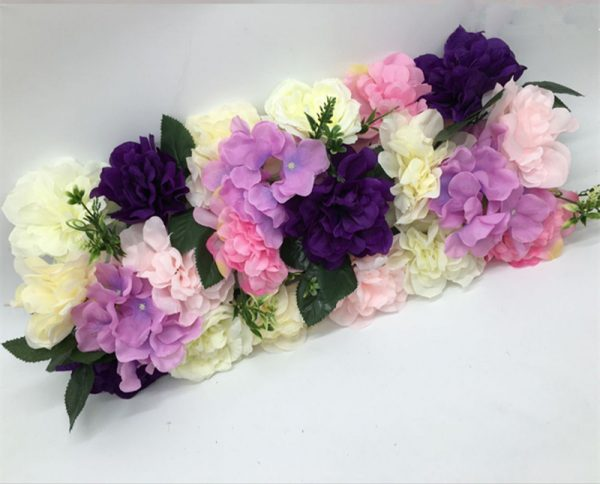 10pcs-lot-Wedding-Wall-Backdrop-Decorative-Artificial-Rose-Hydrangea-Silk-Flowers-Runner-Party-Stage-Decoration-Flower-2