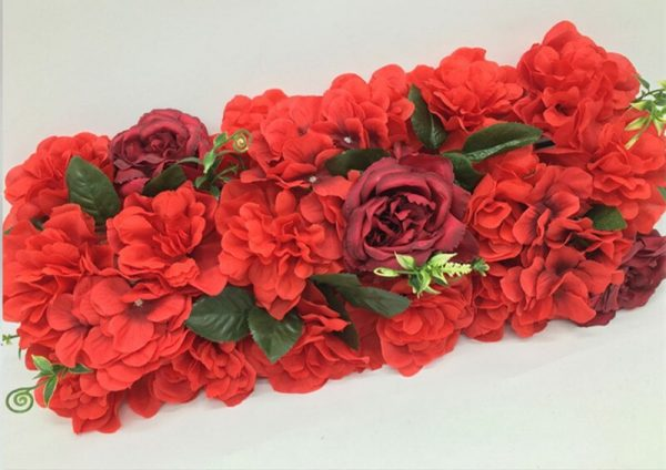 10pcs-lot-Wedding-Wall-Backdrop-Decorative-Artificial-Rose-Hydrangea-Silk-Flowers-Runner-Party-Stage-Decoration-Flower-3