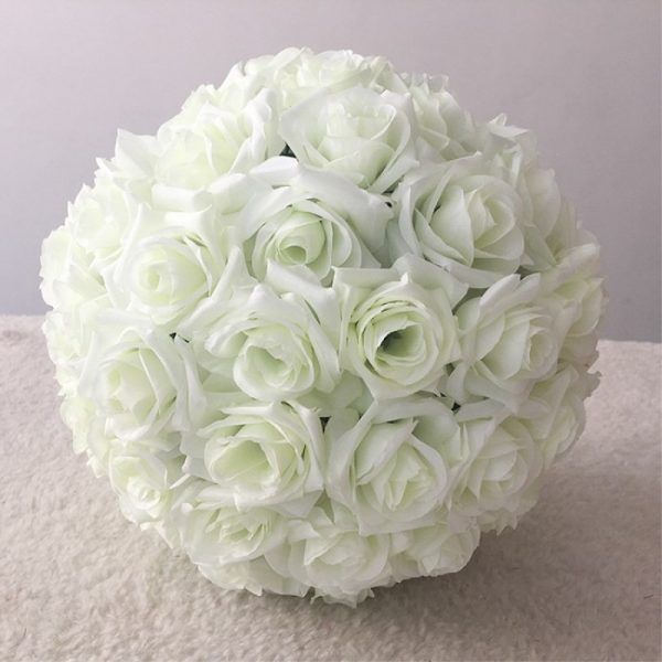 16-40CM-Big-Size-Kissing-Balls-Artificial-Encryption-Rose-Silk-Flower-Ball-Ornament-for-Wedding-Festival-3