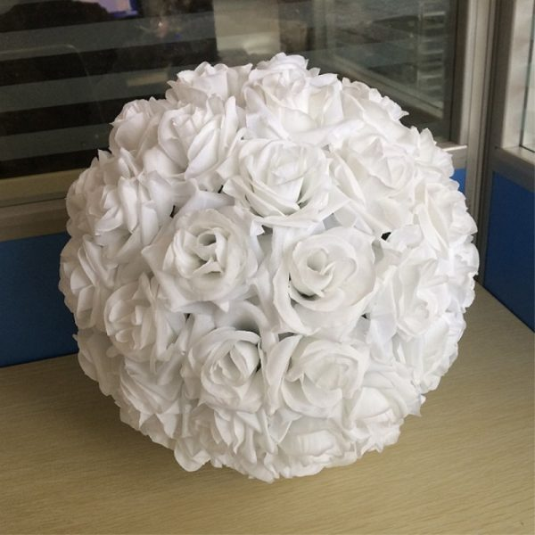 16-40CM-Big-Size-Kissing-Balls-Artificial-Encryption-Rose-Silk-Flower-Ball-Ornament-for-Wedding-Festival-4