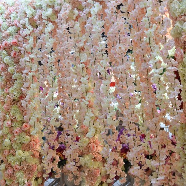 180cm-Sakura-Cherry-blossom-Rattan-Artificial-flowers-for-Home-party-Wedding-decoration-Silk-Ivy-Vine-wall-2