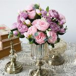2019-Beautiful-Rose-Peony-Artificial-Silk-Flowers-small-bouquet-flores-home-party-spring-wedding-decoration-mariage