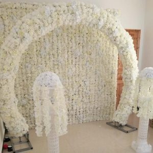 Wedding Decoration Arch Flower Rows Party Aisle Decorative Road Cited Centerpieces Supplies 10pcs per lot  20x 50CM Free Shipping  wedding birthday hen weekend event  ornaments