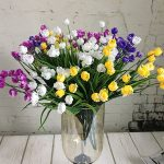 23-Heads-Mini-Tulips-bouquet-plastic-Artificial-Flower-for-spring-home-wedding-decoration-white-tulip-fake