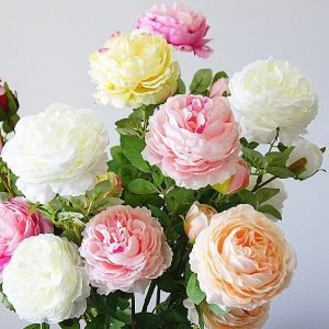 3-Heads-Artificial-Rose-Peony-Flower-branch-with-leaves-Silk-flores-peonies-for-indoor-Home-table