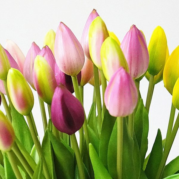 7Pcs-bunch-Real-touch-soft-silicone-Artificial-tulips-Flower-for-home-wedding-decoration-Fake-bridal-hand