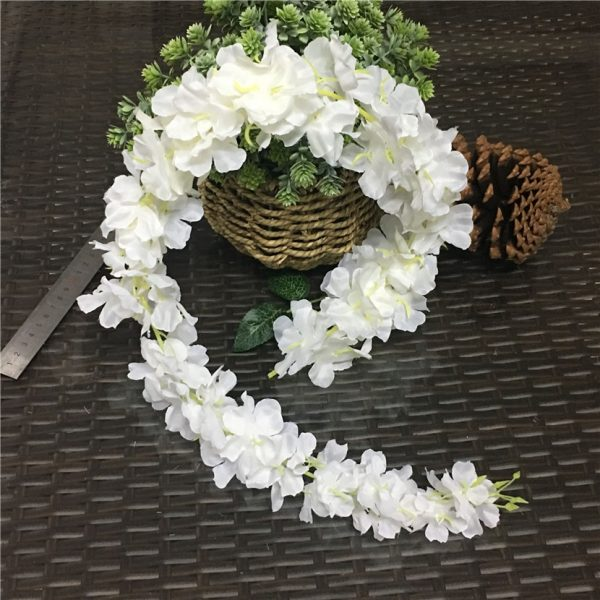 88cm-Cherry-blossom-Vine-Sakura-Artificial-flowers-for-party-Wedding-ceiling-decoration-wall-Hanging-rattan-fleur-1