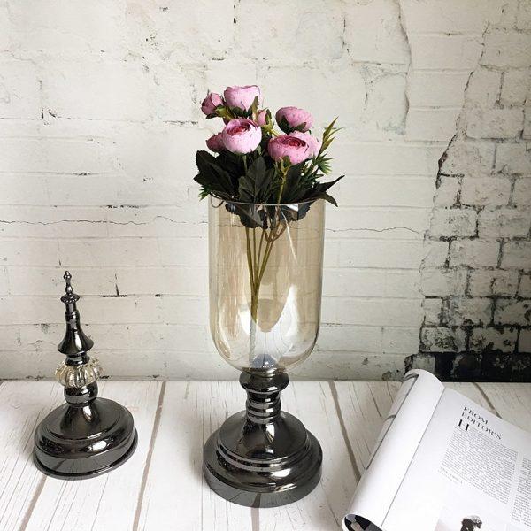 9Heads-mini-silk-Artificial-Flowers-peony-flores-fleur-artificielles-Camellia-for-Home-christmas-decoration-fake-Flower-1