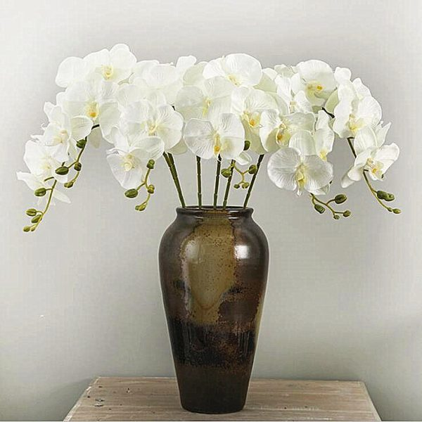 Artificial-Butterfly-white-Orchid-flower-Silk-Plastic-Moth-Phalaenopsis-for-Wedding-Home-DIY-Decoration-Fake-Flowers-2