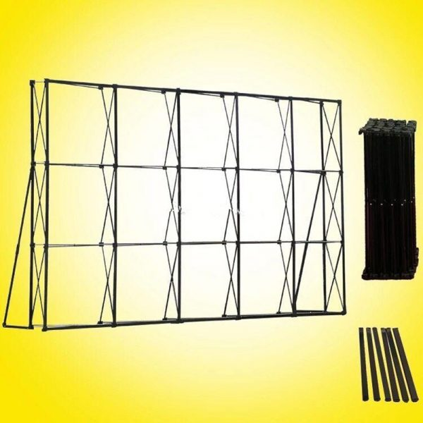 Black-Flower-Wall-Folding-Stand-Frame-for-Wedding-Backdrops-Straight-Banner-Exhibition-Display-Stands-Trade-Advertising-5