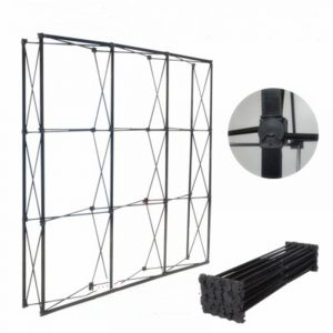 bulk cheap Wedding Flower Wall with Stand Black Iron Folded Pipe Flower Frame For Wedding Party Decoration anniversary prom class event Supplies