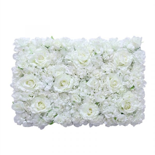 Hot-Sale-Upscale-Wedding-Backdrop-Centerpieces-Flower-Panel-Rose-Hydrangea-Flower-Wall-Party-Decorations-Supplies-24pcs-2