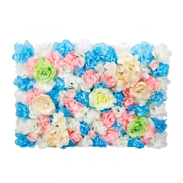 Hot-Sale-Upscale-Wedding-Backdrop-Centerpieces-Flower-Panel-Rose-Hydrangea-Flower-Wall-Party-Decorations-Supplies-24pcs-3
