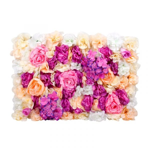 Hot-Sale-Upscale-Wedding-Backdrop-Centerpieces-Flower-Panel-Rose-Hydrangea-Flower-Wall-Party-Decorations-Supplies-24pcs-5