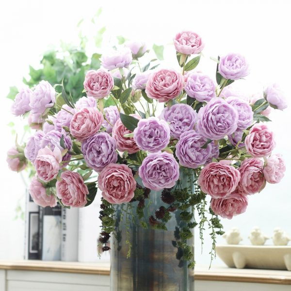 New-3Heads-Artificial-Peony-Flower-silk-flores-fleur-artificielle-for-wedding-decor-peonies-spring-Home-decoration-1