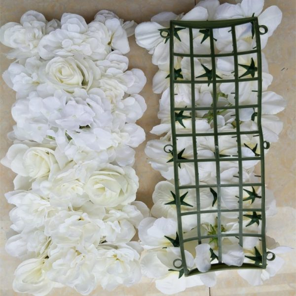 New-Arrival-Simulation-Rose-Hydrangea-Flower-Rows-Wedding-Decoration-Arch-Centerpieces-Props-18-colors-Available-Free-4