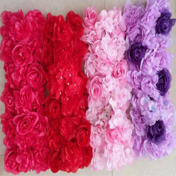 New-Arrival-Simulation-Rose-Hydrangea-Flower-Rows-Wedding-Decoration-Arch-Centerpieces-Props-18-colors-Available-Free-5