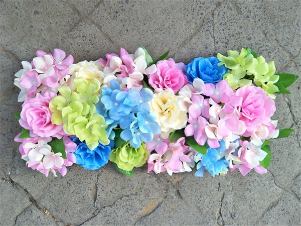 New-Arrival-Wedding-Arch-Flower-Row-Artificial-Rose-Hydrangea-Styles-Backdrop-Centerpieces-Road-Cited-Flowers-Rows-2