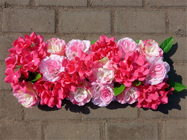 New-Arrival-Wedding-Arch-Flower-Row-Artificial-Rose-Hydrangea-Styles-Backdrop-Centerpieces-Road-Cited-Flowers-Rows-3