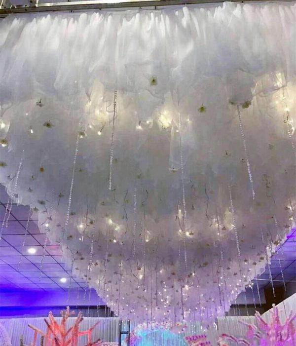 New-Arrival-White-Cloud-Top-Snow-Yarn-Wedding-Ceiling-Decoration-Sheer-For-Wedding-Event-Centerpieces-Decor-1